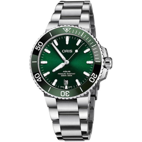 Мужские наручные часы ORIS AQUIS 01 733 7732 4157-07 8 21 05PEB