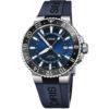 Мужские наручные часы ORIS AQUIS WHALE SHARK LIMITED EDITION 01 798 7754 4175-Set - Фото № 15