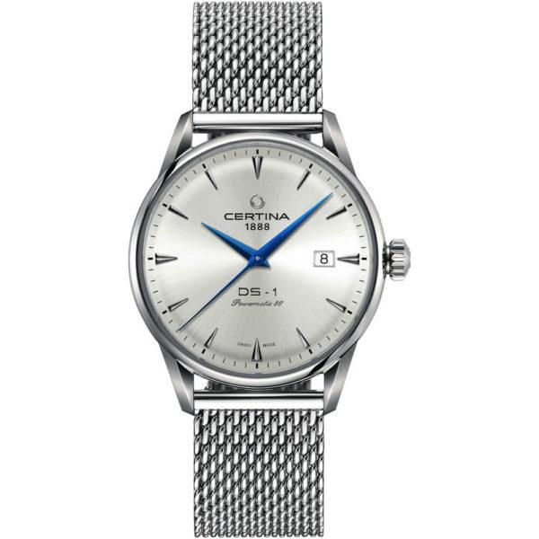 Мужские наручные часы CERTINA Urban DS-1 Powermatic 80 C029.807.11.031.02 - Фото № 8