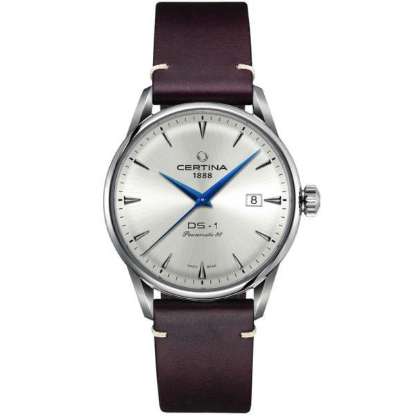 Мужские наручные часы CERTINA Urban DS-1 Powermatic 80 C029.807.11.031.02 - Фото № 11