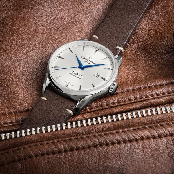 Мужские наручные часы CERTINA Urban DS-1 Powermatic 80 C029.807.11.031.02 - Фото № 13