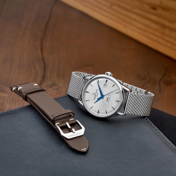 Мужские наручные часы CERTINA Urban DS-1 Powermatic 80 C029.807.11.031.02 - Фото № 14