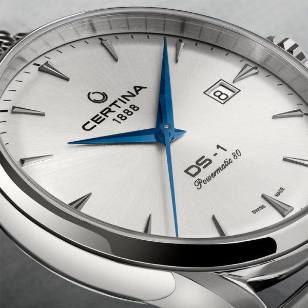 Мужские наручные часы CERTINA Urban DS-1 Powermatic 80 C029.807.11.031.02 - Фото № 15