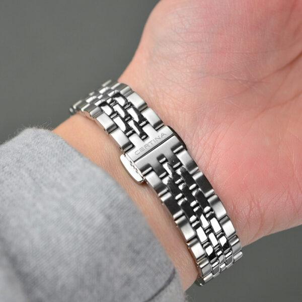 Женские наручные часы CERTINA Urban DS Caimano Lady C035.210.11.037.00 - Фото № 11