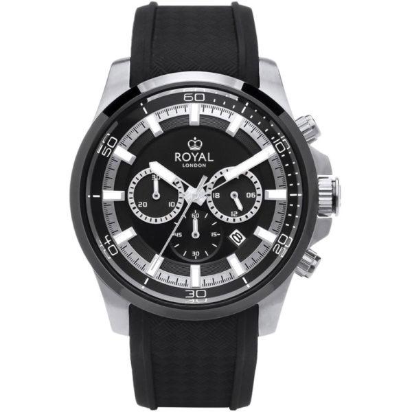 Мужские наручные часы ROYAL LONDON Sports 41375-01