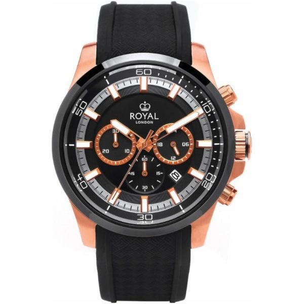 Мужские наручные часы ROYAL LONDON Sports 41375-04