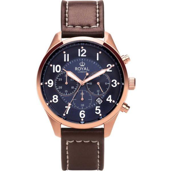 Мужские наручные часы ROYAL LONDON Sports 41386-05