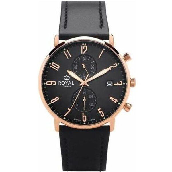 Мужские наручные часы ROYAL LONDON Classic 41445-07