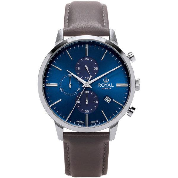 Мужские наручные часы ROYAL LONDON Classic 41458-03