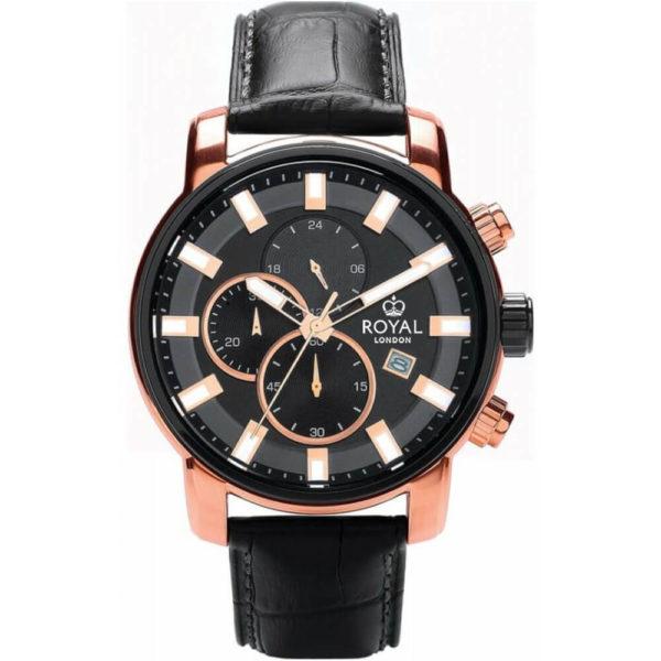 Мужские наручные часы ROYAL LONDON Sports 41464-05
