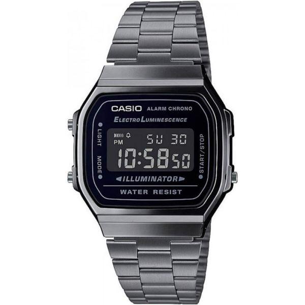 Мужские наручные часы CASIO Retro A168WEGG-1BEF