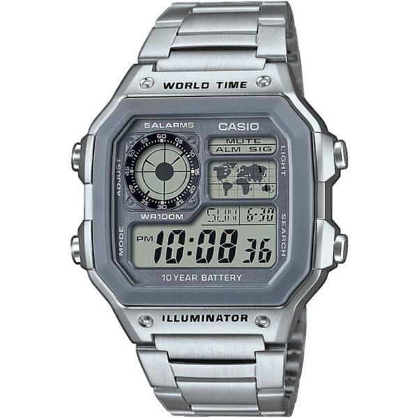 Мужские наручные часы CASIO Illuminator AE-1200WHD-7AVEF