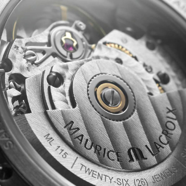 Женские наручные часы MAURICE LACROIX Aikon Automatic AI6006-SS002-450-1 - Фото № 11