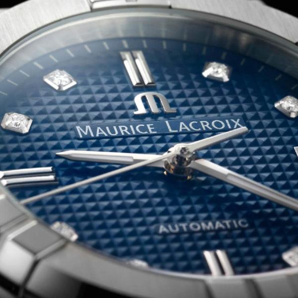 Женские наручные часы MAURICE LACROIX Aikon Automatic AI6006-SS002-450-1 - Фото № 12