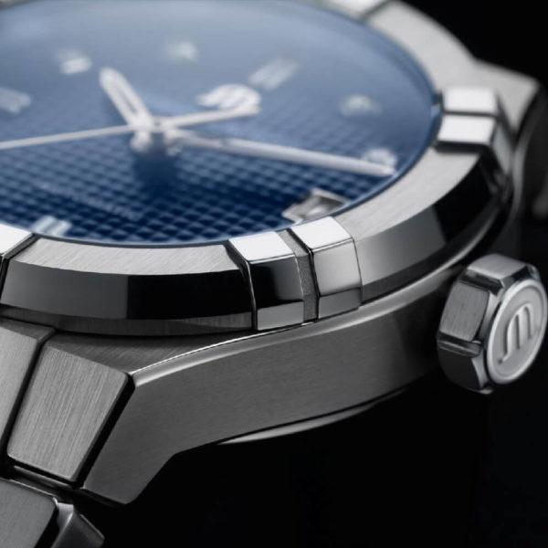 Женские наручные часы MAURICE LACROIX Aikon Automatic AI6006-SS002-450-1 - Фото № 13