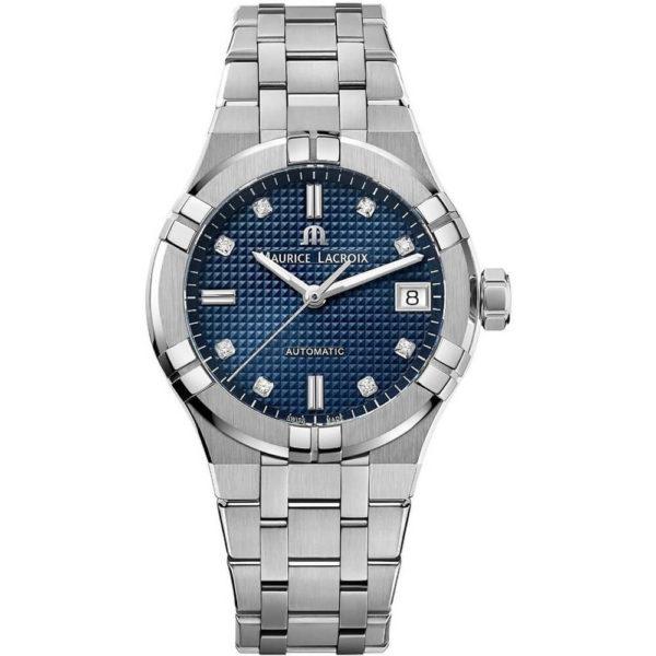 Женские наручные часы MAURICE LACROIX Aikon Automatic AI6006-SS002-450-1 - Фото № 7