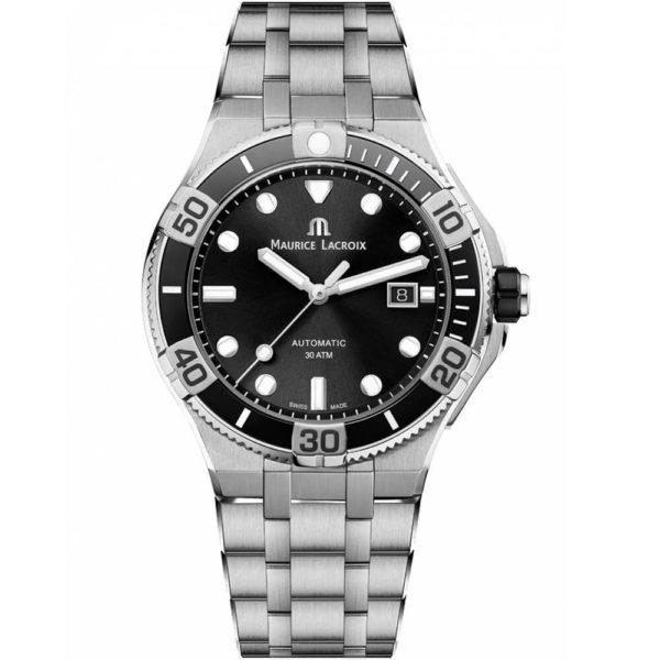 Мужские наручные часы MAURICE LACROIX Aikon Venturer AI6058-SS002-330-2