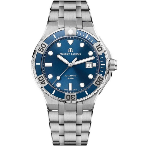 Мужские наручные часы MAURICE LACROIX Aikon Venturer AI6058-SS002-430-2 - Фото № 4