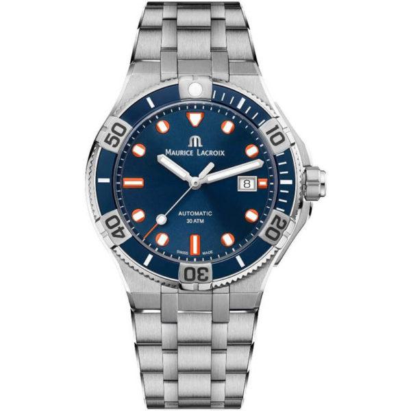 Мужские наручные часы MAURICE LACROIX Aikon Venturer Limited Edition AI6058-SS002-431-1 - Фото № 5