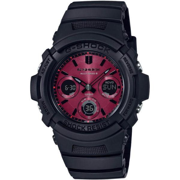 Мужские наручные часы CASIO G-Shock AWG-M100SAR-1AER