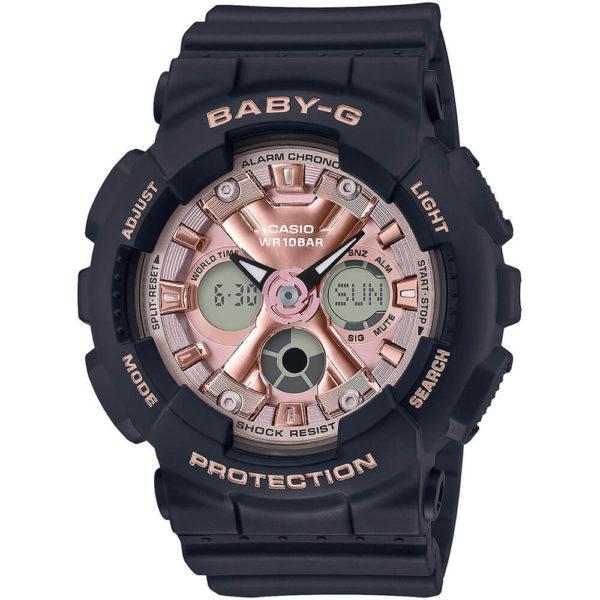 Женские наручные часы CASIO Baby-G BA-130-1A4ER