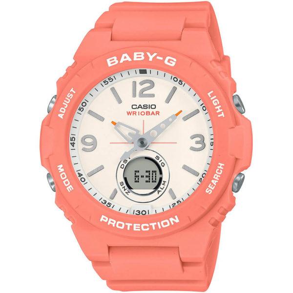 Женские наручные часы CASIO Baby-G BGA-260-4AER