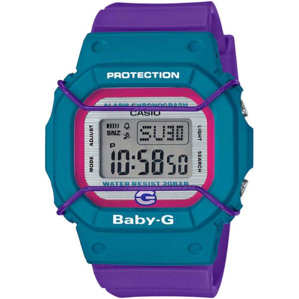 Женские наручные часы CASIO Baby-G BGD-525F-6ER