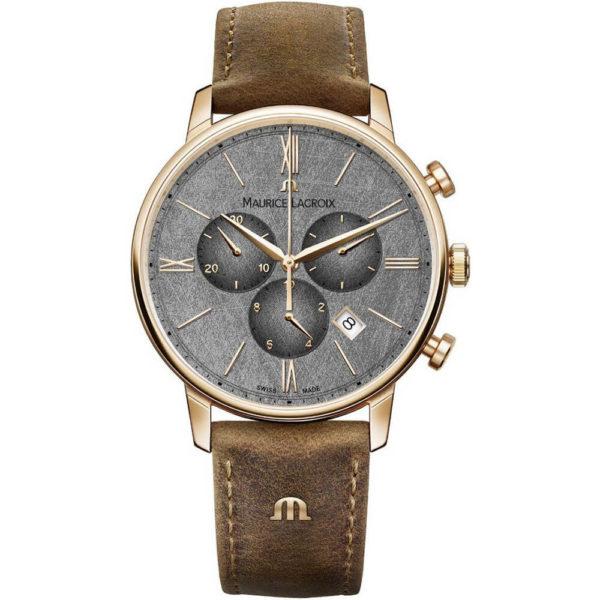 Мужские наручные часы MAURICE LACROIX Eliros EL1098-PVP01-210-1