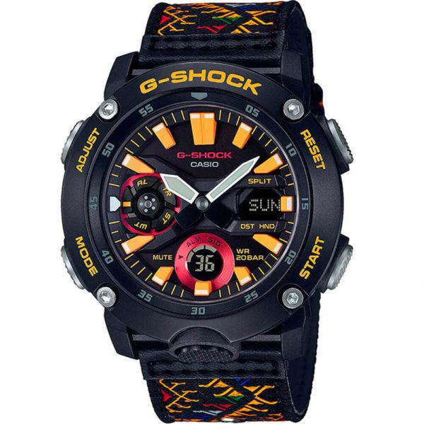 Мужские наручные часы CASIO G-Shock GA-2000BT-1AER