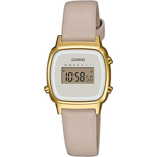 Женские наручные часы CASIO Retro LA670WEFL-9EF