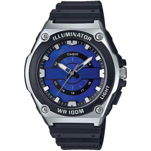 Мужские наручные часы CASIO Illuminator MWC-100H-2A2VEF