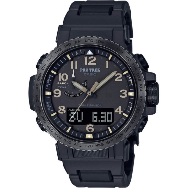 Мужские наручные часы CASIO Pro Trek PRW-50FC-1ER