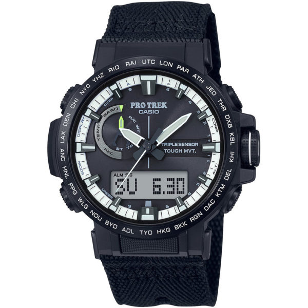 Мужские наручные часы CASIO Pro Trek PRW-60YBM-1AER