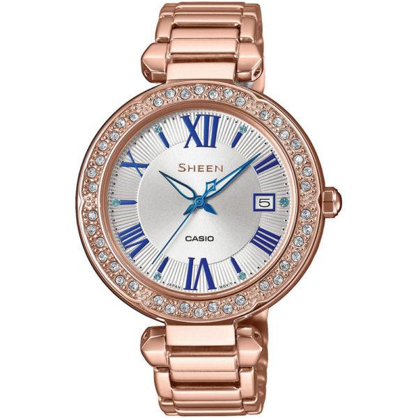 Женские наручные часы CASIO Sheen SHE-4057PG-7AUER