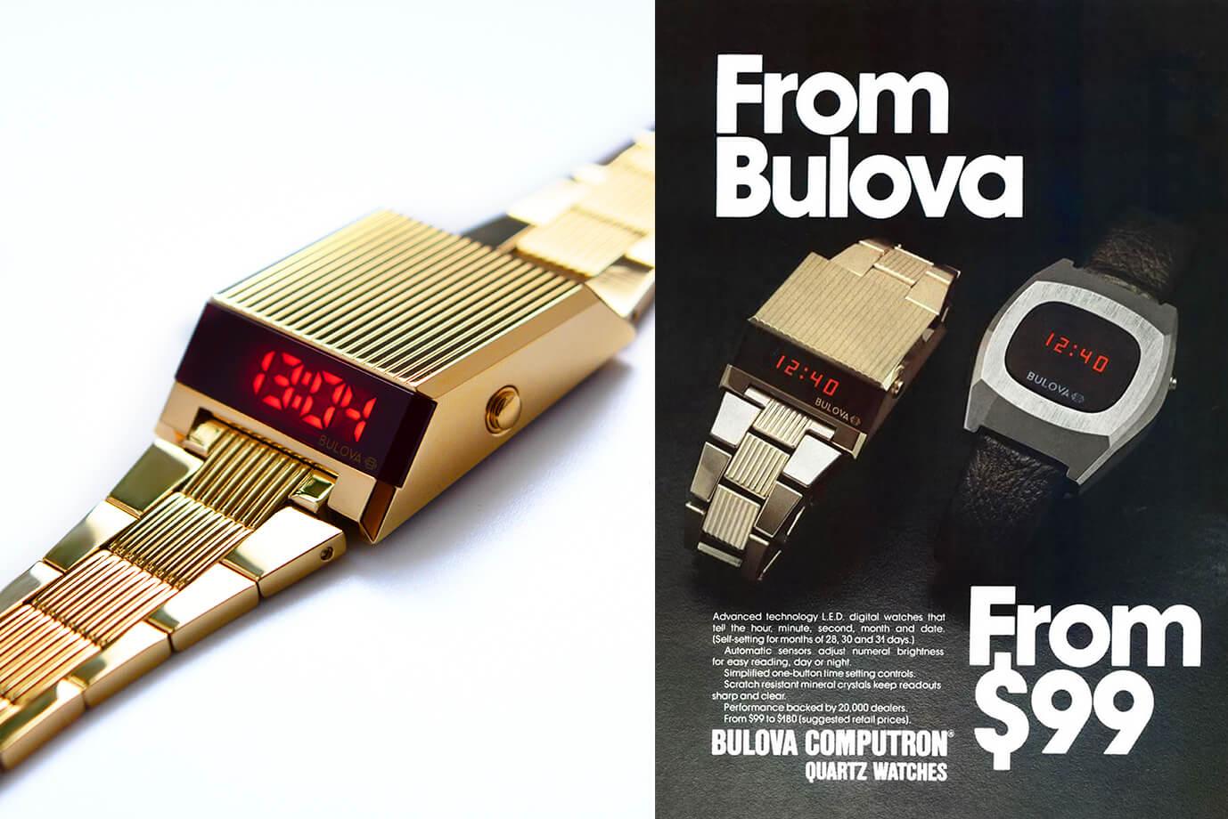 Bulova Computron
