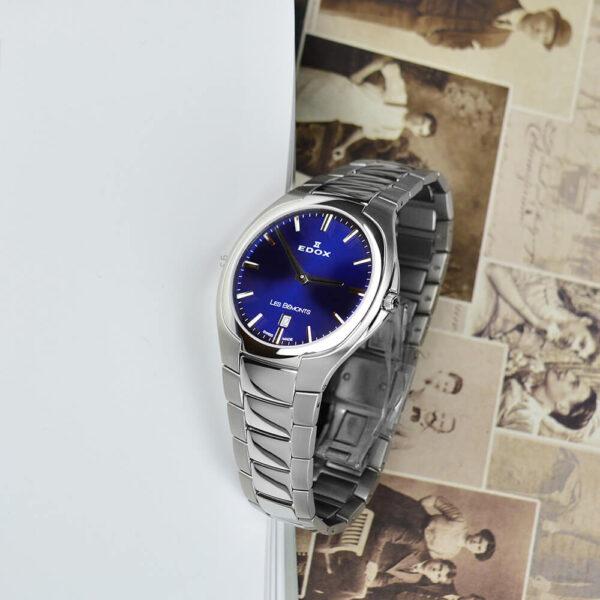 Мужские наручные часы EDOX Les Bemonts 56003 3 BUIN - Фото № 10