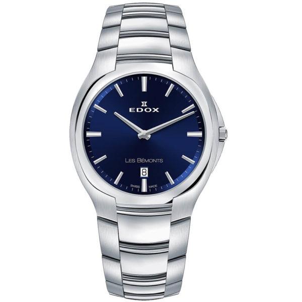 Мужские наручные часы EDOX Les Bemonts 56003 3 BUIN - Фото № 7