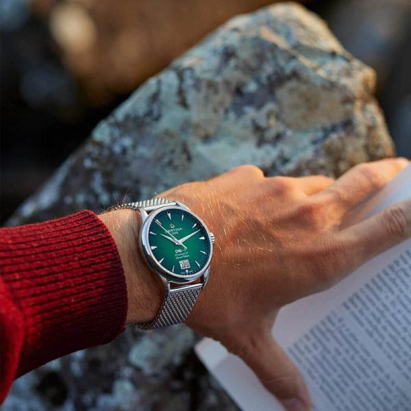 Мужские наручные часы CERTINA Heritage DS-1 Big Date Powermatic 80 C029.426.11.091.60 - Фото № 16