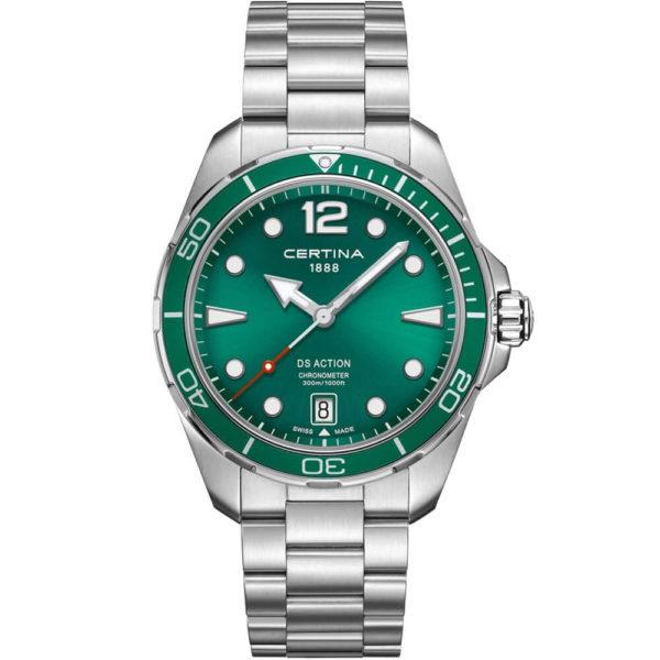 Мужские наручные часы CERTINA Aqua  DS Action C032.451.11.097.00 - Фото № 5