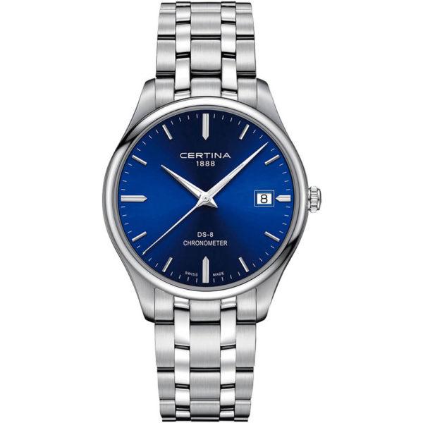 Мужские наручные часы CERTINA Urban DS-8 Chronometer C033.451.11.041.00