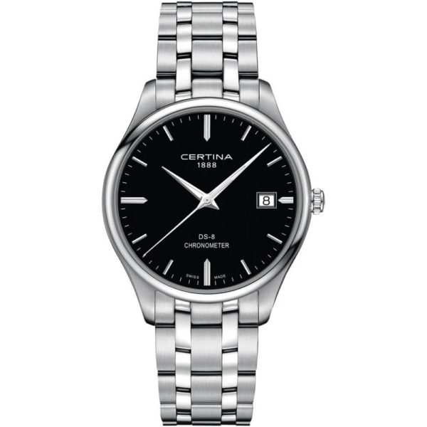 Мужские наручные часы CERTINA Urban DS-8 Chronometer C033.451.11.051.00