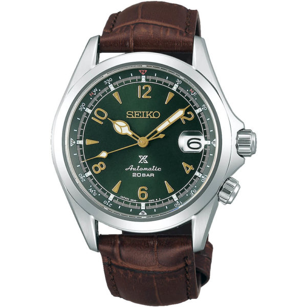 Мужские наручные часы SEIKO Prospex Alpinist SPB121J1 - Фото № 9