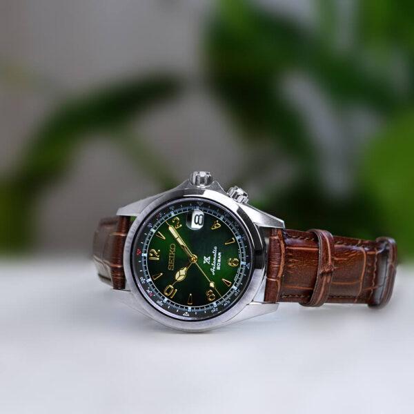 Мужские наручные часы SEIKO Prospex Alpinist SPB121J1 - Фото № 14