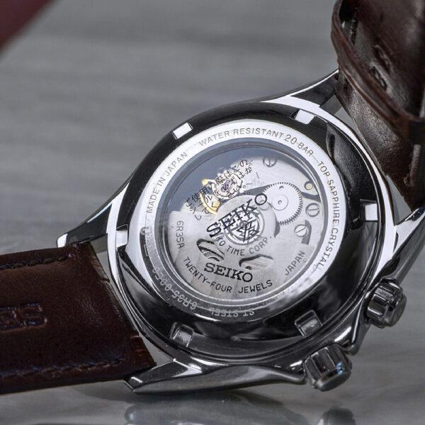Мужские наручные часы SEIKO Prospex Alpinist SPB121J1 - Фото № 15