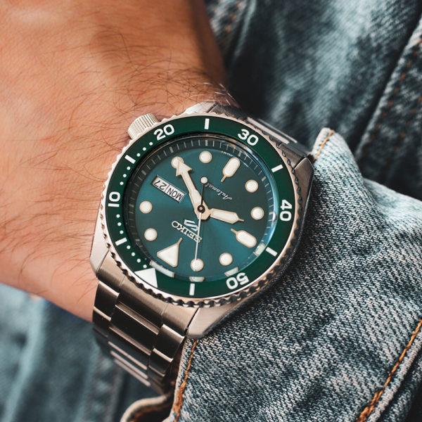 Мужские наручные часы SEIKO Seiko 5 Sports SRPD61K1 - Фото № 8