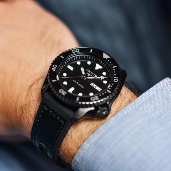 Мужские наручные часы SEIKO Seiko 5 Specialist SRPD65K3 - Фото № 9