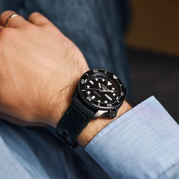 Мужские наручные часы SEIKO Seiko 5 Specialist SRPD65K3 - Фото № 10