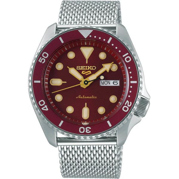 Мужские наручные часы SEIKO Seiko 5 Suits SRPD69K1 - Фото № 6