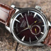 Мужские наручные часы SEIKO Presage Cocktail Time Black Cat Martini SSA393J1 - Фото № 3