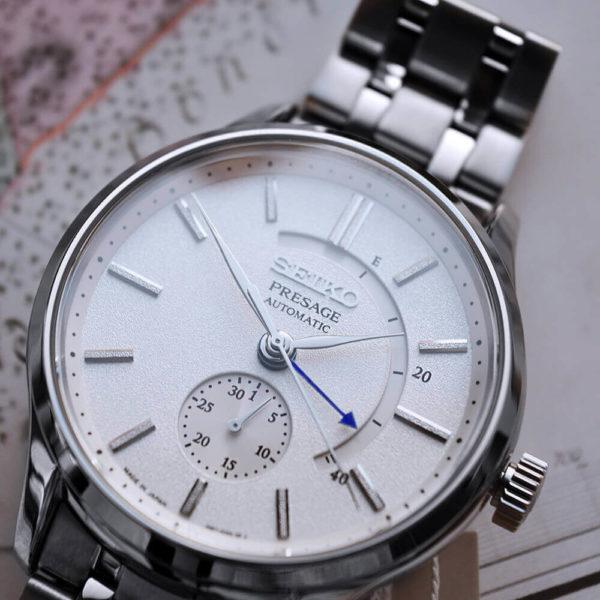 Мужские наручные часы SEIKO Presage Japanese Garden SSA395J1 - Фото № 12